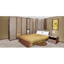 """Спальный гарнитур """"Натали"""" - Модульная мебель для спальни"""